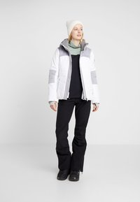 Roxy - CRYSTALIS MIND - Funktionsshirt - bright white - 1