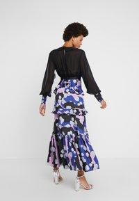Three Floor - SURREALIST DRESS - Gallakjole - spectrum blue/violet/black - 2