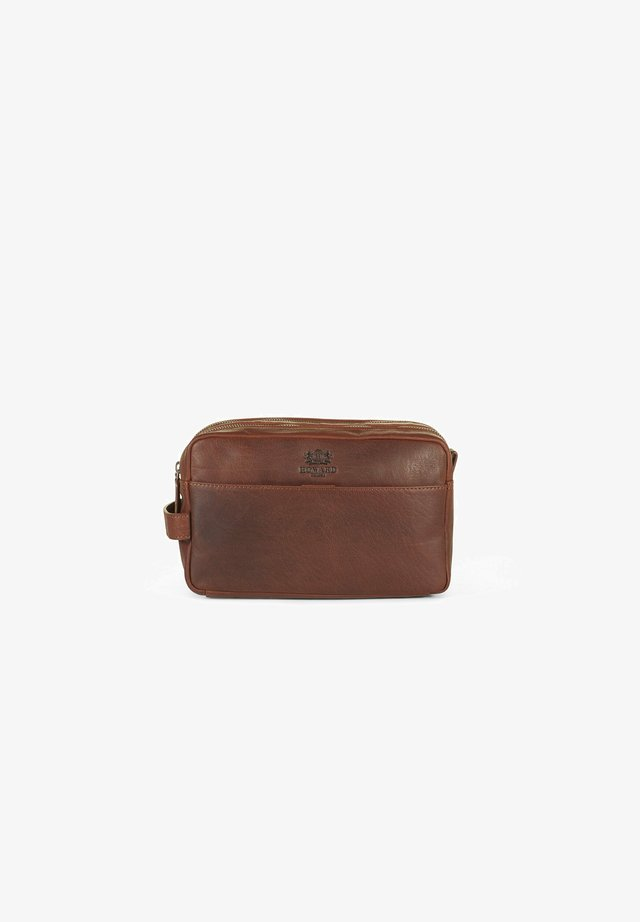 HAYDEN  - Trousse - brown