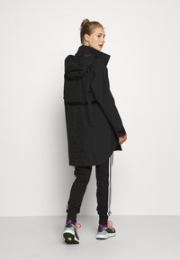 adidas Performance - URBAN RAIN - Parka - black - 4