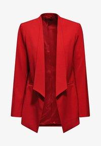 Esprit Collection - MIT NEUEM SMOKING - Blazer - dark red - 5
