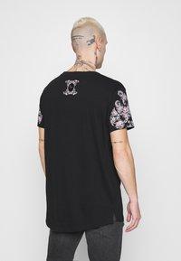 Brave Soul - BOOLE - Print T-shirt - black - 2