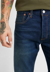 Levi's® - 501® SLIM TAPER - Jeans slim fit - boared - 4