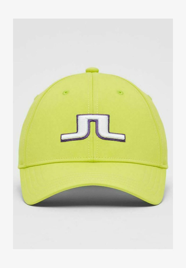 Casquette - leaf yellow