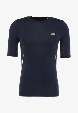 TENNIS DJOKOVIC - T-shirt con stampa - navy blue/white