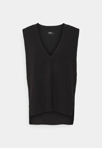 ONLDALLAS V-NECK - Jumper - black