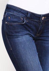 Mavi - LINDY - Slim fit jeans - dark indigo stretch - 4