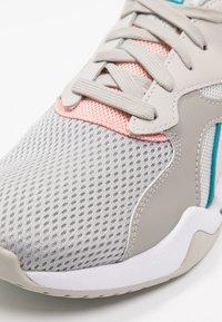 Puma - NOVA - Baskets basses - gray violet/peach bud - 2