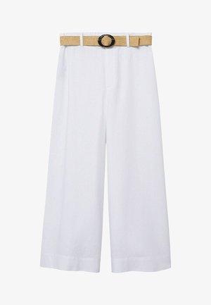 CEL - Spodnie materiałowe - écru