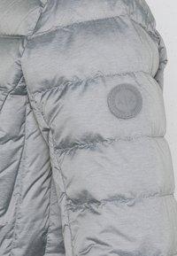 Armani Exchange - GIACCA PIUMINO LIGHT WEIGHT - Down jacket - heather grey - 2