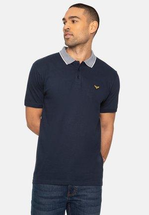 YORK - Polo shirt - navy
