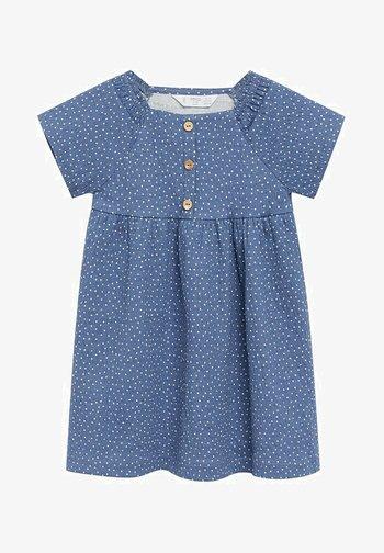 MIRIAM - Day dress - blauw