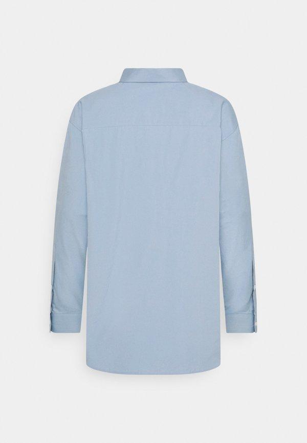 Filippa K SAMMY - Koszula - faded blue/niebieski GMJO