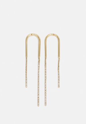 EARRING - Ohrringe - gold-coloured