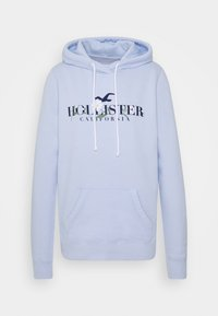 Hollister Co. - Hoodie - light blue - 4