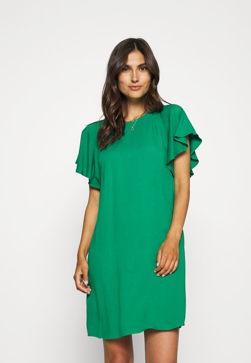 one more story - Day dress - green
