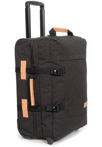 Eastpak - TRANVERZ S SUPERGRADE  - Wheeled suitcase - black - 6