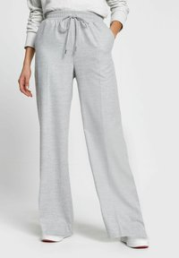 River Island - Tracksuit bottoms - grey - 0