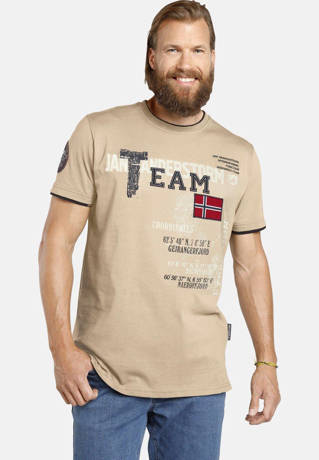 Homme SÖLVE - T-shirt imprimé