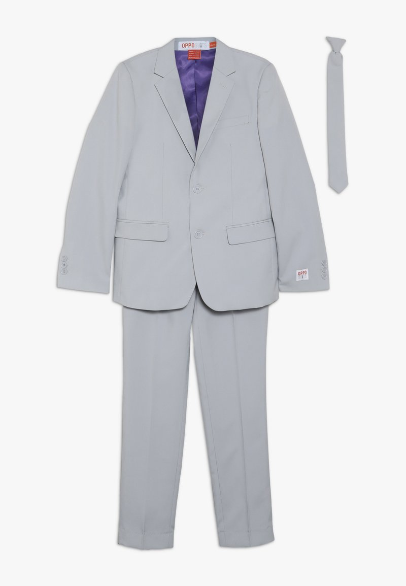OppoSuits - TEENS GROOVY SET - Kostuum - grey