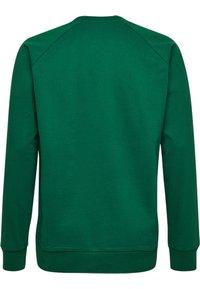 Hummel - HMLGO KIDS  - Sweatshirts - green - 1