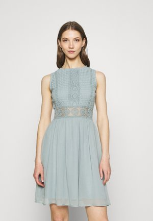 CHERELLE SKATER - Cocktail dress / Party dress - teal
