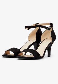 Bianco - BIAADORE BASIC  - Sandals - black - 2