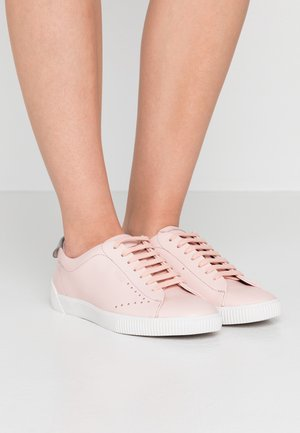 Sneakersy niskie - light pastel pink