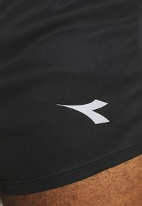 Diadora - RACE SHORTS TEAM UP - Pantalón corto de deporte - black - 5