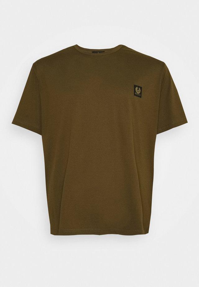 Basic T-shirt - salvia