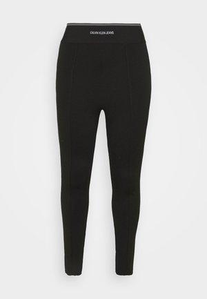 MILANO LOGO ELASTIC - Legging - black