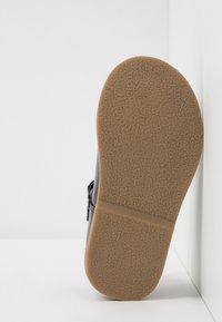 Friboo - Ankle strap ballet pumps - dark blue - 5