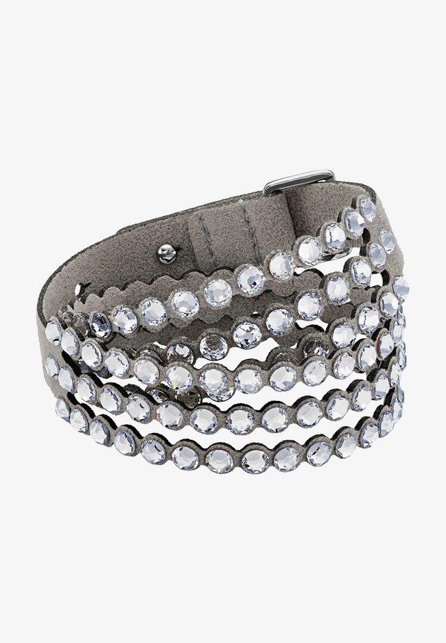Swarovski crystal - Bransoletka - silver-coloured