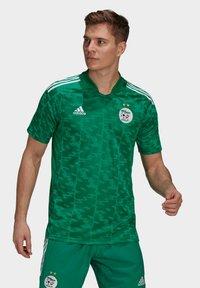 adidas Performance - ALGERIE - Klubbkläder - green - 1
