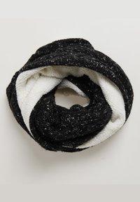 Superdry - GRACIE CABLE - Snood - black tweed - 2