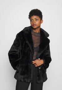 New Look - WINNIE - Winter jacket - black - 0