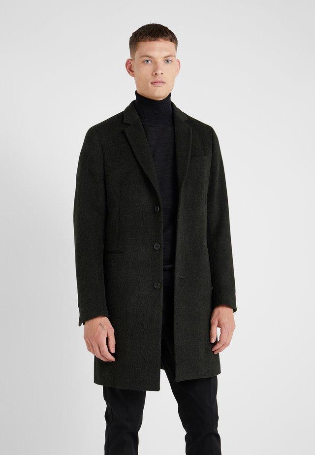 OVERCOAT - Classic coat - dark green