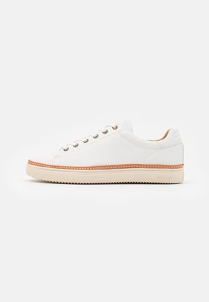 BRADLEY WELT UNISEX - Sneakersy niskie - white