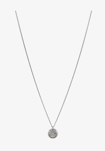 CHILDREN OF THE SUN NECKLACE - Ketting - silver-coloured