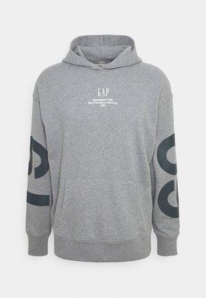 Sweatshirt - med heather grey
