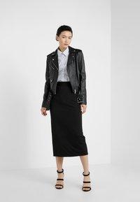 Tiger of Sweden - DIETES - Pencil skirt - black - 1