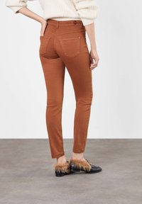MAC Jeans - Trousers - brown - 1