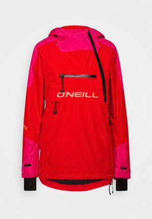 PSYCHO TECH  - Snowboardjacke - fiery red