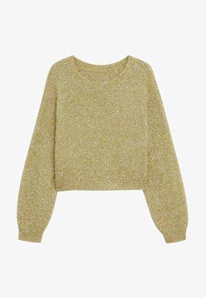 ESPUMIL - Pullover - gold