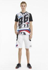 Puma - BMW M MOTORSPORT  - Shorts - puma white - 1