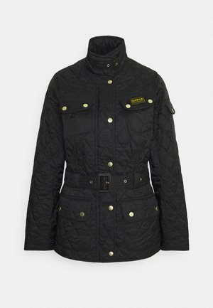 QUILT - Light jacket - black