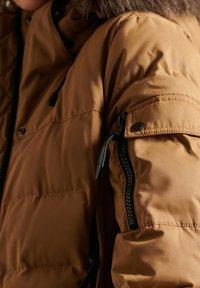 Superdry - EXPEDITION  - Winter coat - sandstone - 4