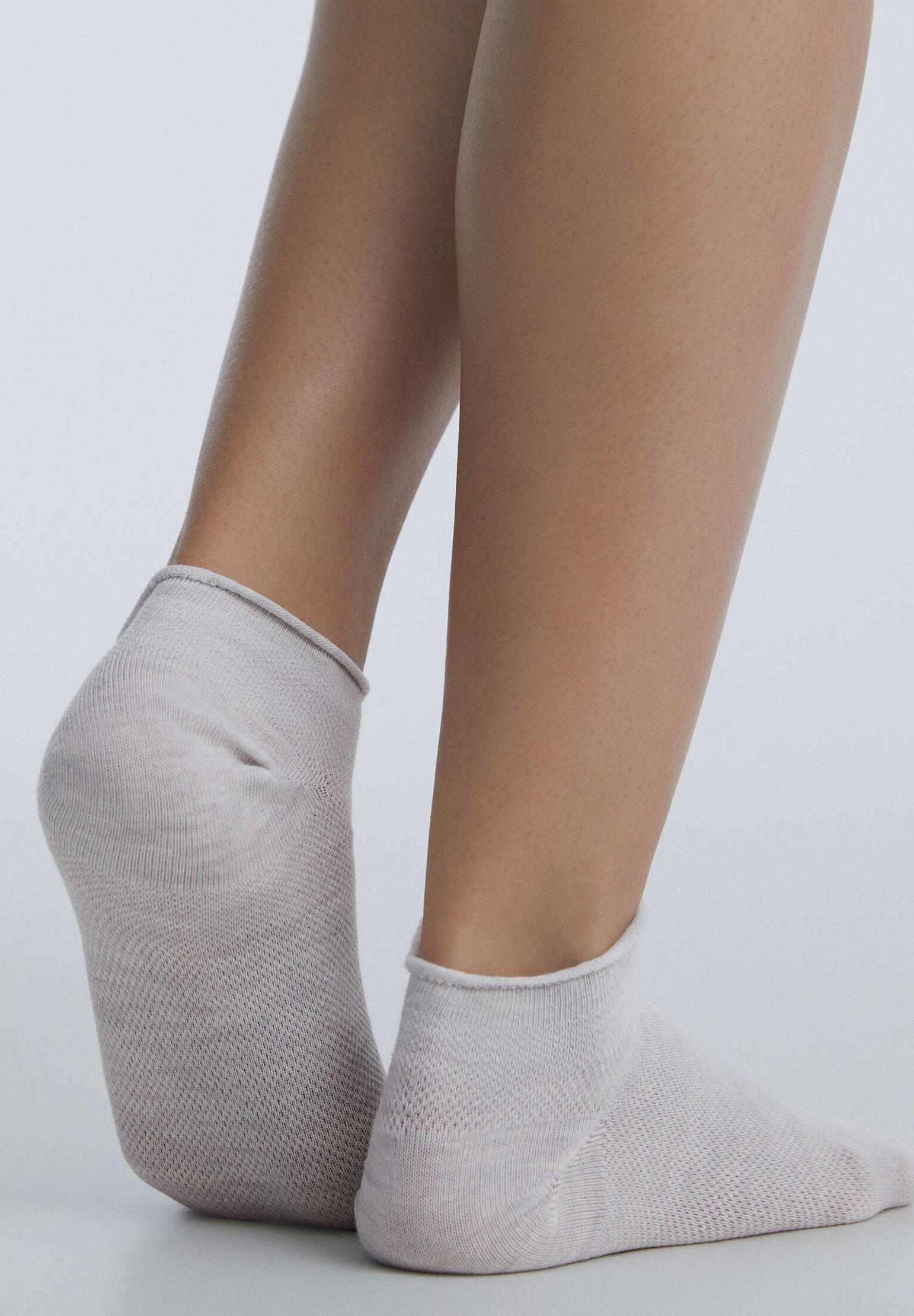 Femme 5 PAIRS  - Socquettes