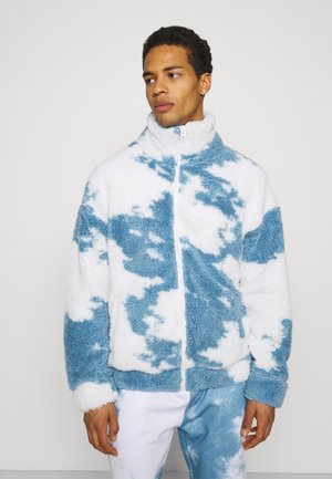 CLOUD BORG JACKET - Chaqueta fina - blue/white
