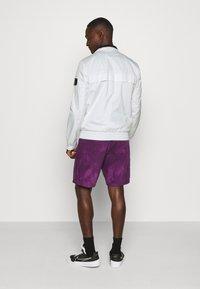 Calvin Klein Jeans - ZIP UP HARRINGTON - Summer jacket - bright white - 2